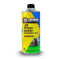 Gleam - QT 2K PRIMER SEALER ACTIVATOR 4:1